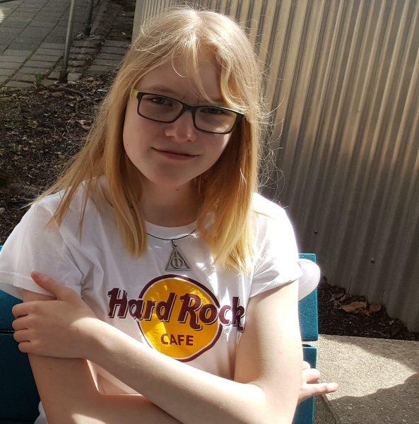 Jana Hardrockcafee-T-Shirt